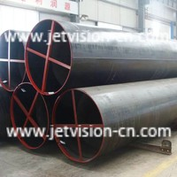 High Quality Q235 Q345B Carbon Welded LSAW Steel Pipe