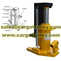 more images of Hydraulic jack for heavy loads