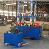 Four-pillar Single-head Muffler Sealing Machine