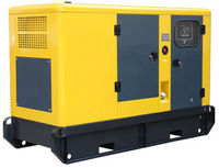 more images of 600kw Silent Type Diesel Power Generator