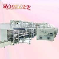 more images of Advanced Sanitary Napkin Production Line