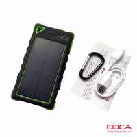 solar charger power bank for mobile phone solar batteries