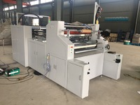 Factory automatic water based film laminating machine for BOPP OPP