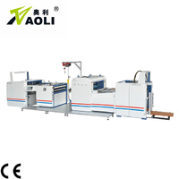 Factory automatic thermal film laminating machine