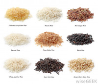 Rice - Thailand, India, Vietnam, Pakistan