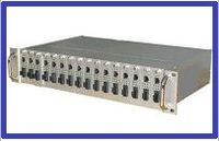 Unmanaged 16 Slots Rack Media Converter