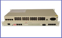 30Voice Analog Phone Fiber Multiplexer