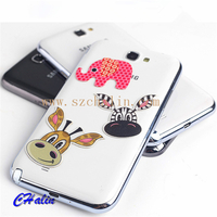 Personalized Reusable Microfiber Mobile Phone Screen Cleaner Stickers