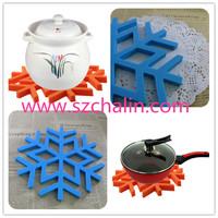 Good Durable Eco-friendly Silicone Hot Pot Mat