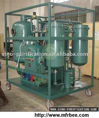 turbine_and_hydraulic_oil_recycling_machine