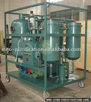 Turbine and hydraulic Oil Recycling Machine