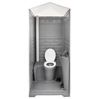 Mobile Flushing Toilet