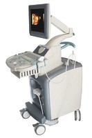 Trolly Build-in Color Doppler Ultrasound Scanner 2D, 3D, 4D BENE-3Plus