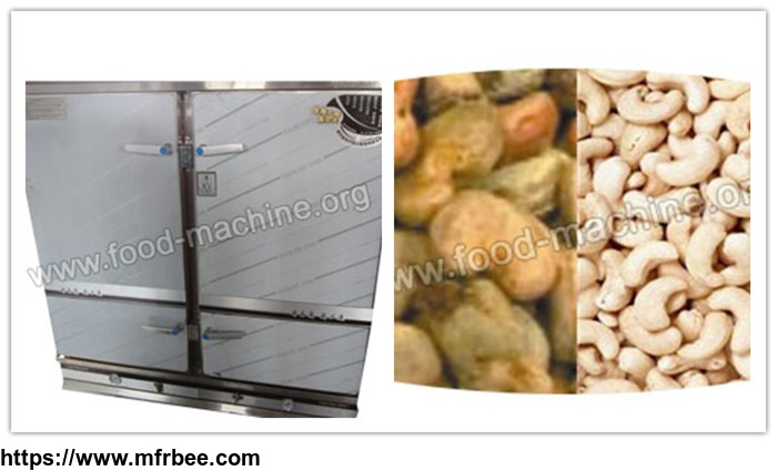Cashew Steaming Machine