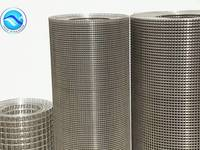 Welded Stainless Steel Wire Mesh