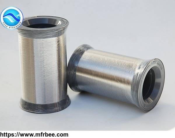 Stainless Steel Hydrogen Annealing Wire (Flexible Hose Media)