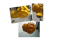 China industrial good price high quality  Mixing Plant Double Horizontal Shaft Gear Box HK2322  manufacture