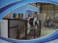 inline flat dripper tape line