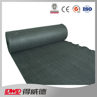 fireproof acid and alkali resistant Pre Oxidized PAN( PANOF) fabric felt