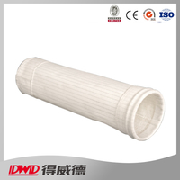 waterproof and oil repellent and Antistatic polyester PET filter bag