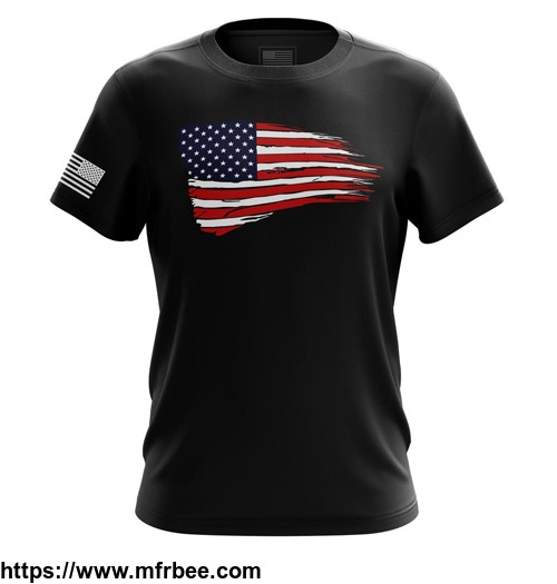 American Flag Shirt | Men's Tees | Tactical Pro Supply