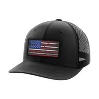 US Flag Patch Hat | Tactical Pro Supply