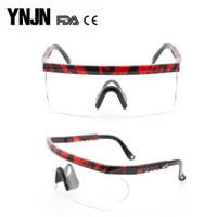 YNJN new design anti dust eye protective welding safety goggle