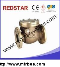 bronze_swing_check_valve_nickel_aluminum_bronze_swing_check_valve