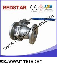 floating_type_ball_valve_metal_seat_floating_ball_valve