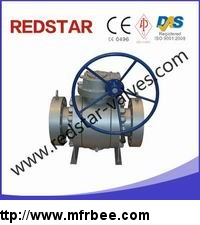 metal_seat_ball_valve_metal_seat_trunnion_ball_valve