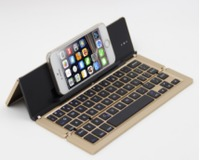 universal metal thirty percent moonlight treasure box bluetooth keyboard