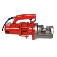 more images of 19.5Kg RC-22 Portable Electric Hydraulic Rebar Cutter With CE
