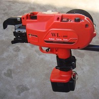 Hot Sales WL 400 Portable Steel Automatic Rebar Tying Machine