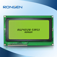 Stn LCD Module 5.1 Inch Stn LCD Display