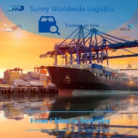 Fast sea freight from china to australia with customs clearance