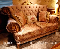 classical sofa Living room furniture Antique Style sofas FF-102