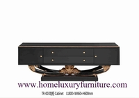 Tv cabinet Tv stand price solid wood furniture living room furniture TR-003
