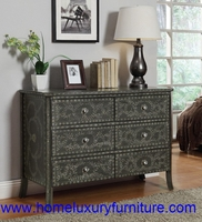 drawers chest living room furniture 56412