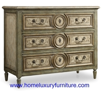 drawers chest wooden cabinet living room JX-0963