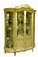 china cabinet wall china cabinet glass cabinet FJ-108A