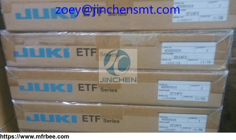 JUKI EF12FS Electric Tape Feeder 40085422 Used For RX-7 Surface Mount Machine