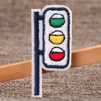 Traffic Lights Custom Patches Online