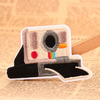 Film Camera Custom Made Patches