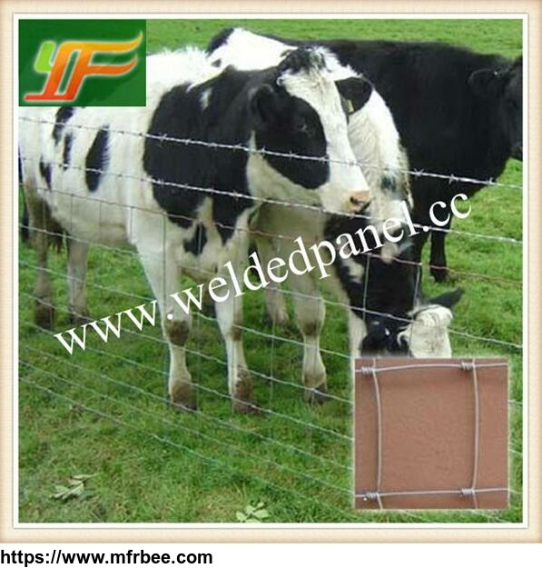 australia_galvanized_cattle_horse_sheep_mesh_field_cattle_fence