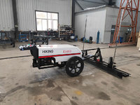 EV850-2S Walk behind laser screed machine(2m type)