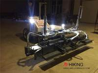 S940 Ride on concrete laser screed machine