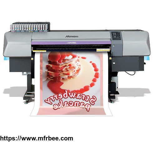 MIMAKI JV5-160S SOLVENT INK JET PRINTER (ArizaPrint)