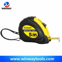 5m 16ft classic design high quality steel blade tape measure/brake measurement