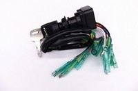 Ignition Switch Assy 703-82510-43-00 for Yamaha Outboard Motor Control Box + Key