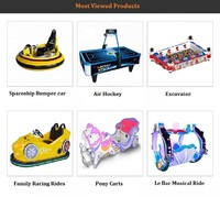 China factory amusement park electric motor bump car remote control kids rides battery bumper cars for sale